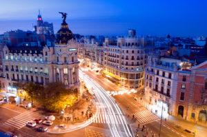 Μεταπτυχιακά στην Ισπανία - Μαδρίτη