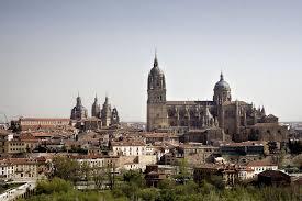Μεταπτυχιακά στην Ισπανία - Σαλαμάνκα