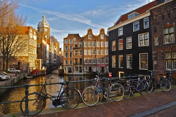 Μεταπτυχιακά στην Ολλανδία Άμστερνταμ