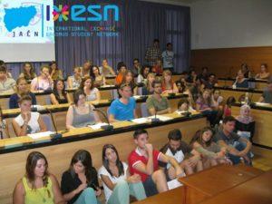 Φοιτητική Ζωή στην Ισπανία esn