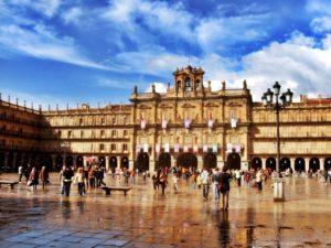 Φοιτητική ζωή στην Ισπανία salamanca-plaza-mayor