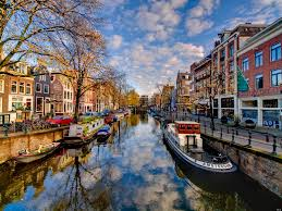 φοιτητική ζωή στο Άμστερνταμ