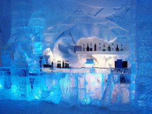 φοιτητική ζωή στη Σουηδία Ice-Hotel-Bar