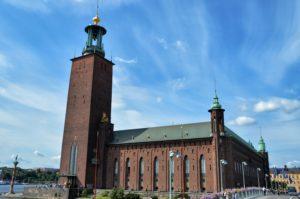 φοιτητική ζωή στη Σουηδία city hall