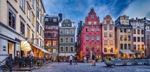 φοιτητική ζωή στη Σουηδία gamlastan