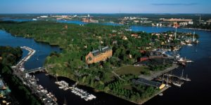 φοιτητική ζωή στη Σουηδία royalnationalcitypark