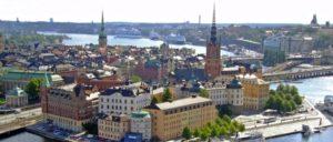 φοιτητική ζωή στη Σουηδία stockholm