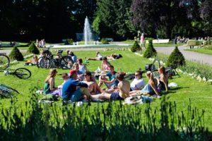 φοιτητική ζωή στη Σουηδία student life sweden