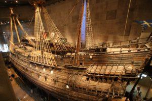 φοιτητική ζωή στη Σουηδία vasa museum