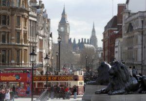 Μεταπτυχιακά στην Αγγλία Trafalgar Square, London UK