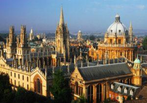 Φοιτητική ζωή στην Αγγλία Οξφόρδη