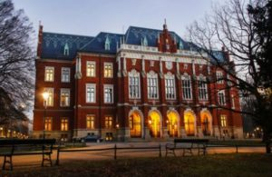 the jagiellonian university