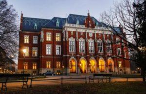 the jagiellonian university