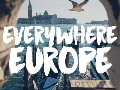 Ταξίδια στην Ευρώπη με φοιτητικό προϋπολογισμό