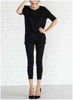 6787abd25cff Οι μαύρες γόβες είναι συνήθως το πρώτο ψηλοτάκουνο παπούτσι που αποκτά μια  κοπέλα και από την εφηβεία μέχρι και αρκετά χρόνια αργότερα μπορούν να  φορεθούν ...