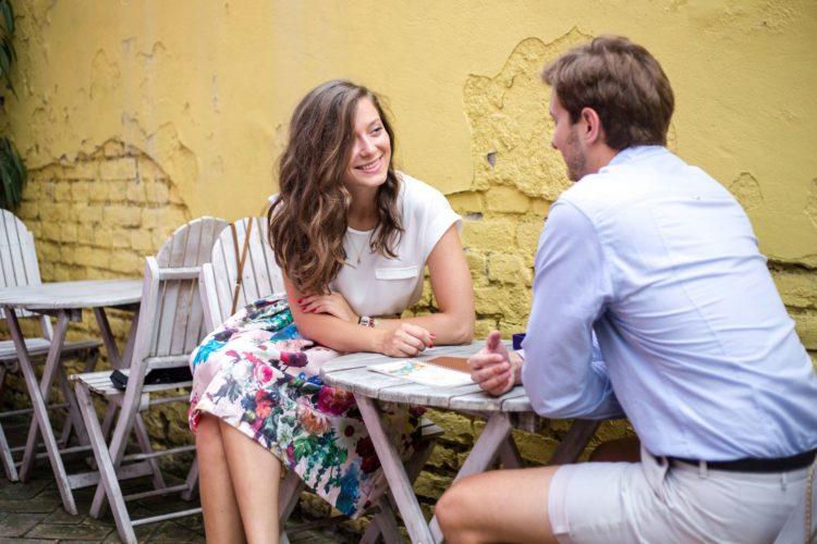 ραντεβού προφίλ επάγγελμα